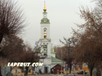 Вознесенский храм — Рязань, улица Вознесенская, 26А