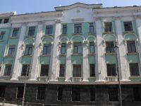 Гостиница «Ницца» (УФСБ по Приморскому краю) — Владивосток, улица Алеутская, 44