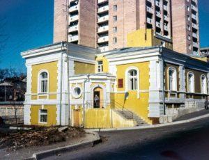 Особняк коменданта Владивостокской крепости — Владивосток, улица Бестужева, 37