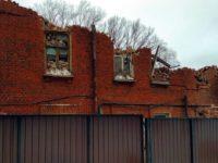 В Казани снесли дореволюционные Арские казармы