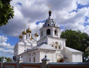 Храм во имя Введения Пресвятой Богородицы — Брянск, улица Кулькова, 14