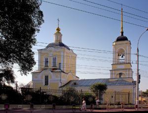 Храм Воскресения Христова — Брянск, проспект Ленина, 58
