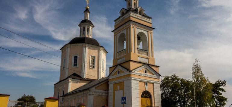 Горно-Никольская церковь — Брянск, улица Арсенальская, 8