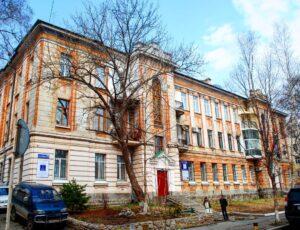 Жилой дом Морского ведомства — Владивосток, улица Дальзаводская, 25