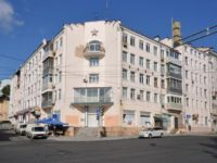 Дом-коммуна — Владивосток, улица Светланская, 123