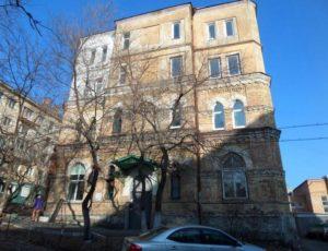 Дом М.Е. Акимова — Владивосток, Трудовой переулок, 1А