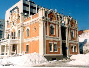 Особняк Лангелитье — Владивосток, улица Пологая, 67