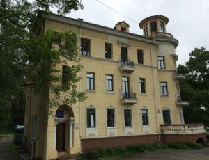 Приморский краевой художественный колледж — Владивосток, улица Светланская, 65А