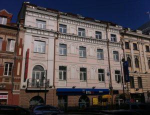 Владивосток, улица Светланская, 13