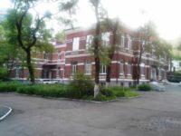 Родильный павильон (Ревматологическое отделение Приморской краевой клинической больницы) — Владивосток, улица Алеутская, 57Д