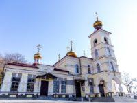 Свято-Никольский кафедральный собор — Владивосток, улица Махалина, 30