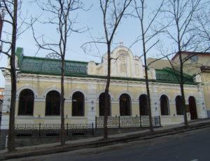 Синагога Владивостокской еврейской общины (Синагога «Бейт Сима») — Владивосток, улица прапорщика Комарова, 5