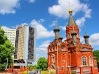 Спасо-Гробовская церковь — Брянск, проспект Ленина, 98