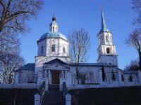Тихвинская церковь — Брянск, улица Верхняя Лубянка, 108