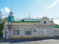 Торговый дом «Кунст и Альберс» в Офицерской слободе — Владивосток, улица Светланская, 104