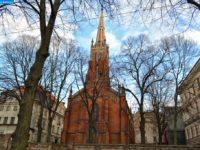 Англиканская церковь Святого Искупителя — Рига, Anglikāņu iela 2
