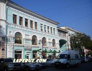 Доходный дом М.И. Жуклевича — Владивосток, улица Светланская, 7