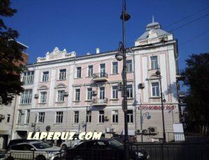 Гостиница «Тихий океан» — Владивосток, улица Светланская, 1