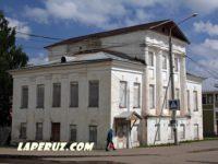 Жилой дом Ананьиных — Белозерск, улица Дзержинского, 15