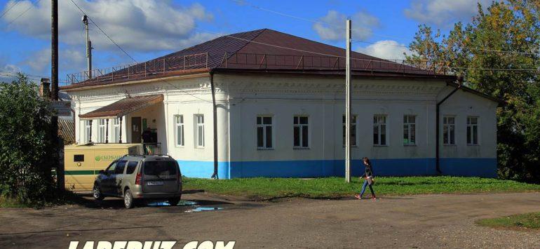 Жилой дом — Лух, улица Советская, 1