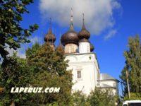 Церковь Воскресения Христова — Лух, Советская площадь, 5