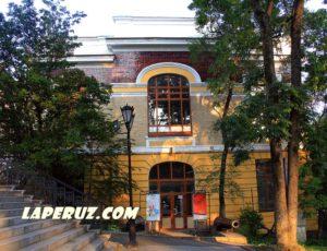 Музей Общества изучения Амурского края (Музей города) — Владивосток, улица Петра Великого, 6