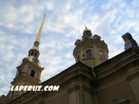 Собор во имя первоверховных апостолов Петра и Павла — Петропавловская крепость