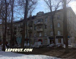 Жилой дом — Саратов, проспект 50 лет Октября, 71