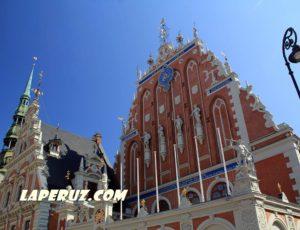 Старая Рига: маленький кусочек Европы под боком у России