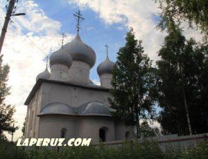 Собор Успения Пресвятой Богородицы — Белозерск, улица Карла Маркса, 43