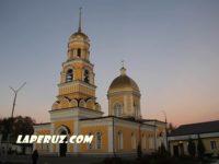 Свято-Троицкий кафедральный собор — Энгельс, площадь Свободы, 5