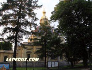 Великокняжеская усыпальница — Петропавловская крепость