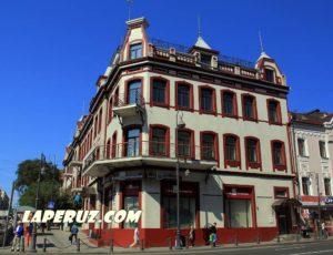 Отель «Националь» и доходный дом В.К. Гольденштедта — Владивосток, улица Светланская, 11
