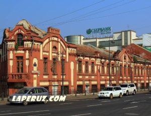 Магазины японских предпринимателей — Владивосток, улица Алеутская, 39
