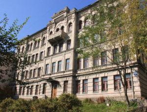 Инженерное управление Владивостокской крепости — Владивосток, улица Пушкинская, 41