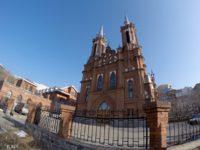 Церковь Пресвятой Богородицы — Владивосток, улица Володарского, 22