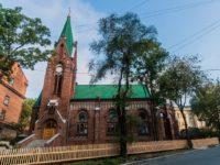 Церковь святого Павла — Владивосток, улица Пушкинская, 14