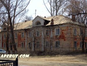 Жилой дом — Саратов, проспект 50 лет Октября, 59