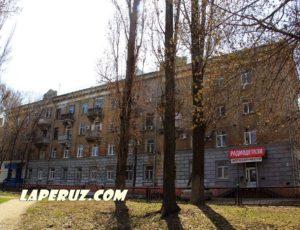 Жилой дом — Саратов, проспект 50 лет Октября, 67