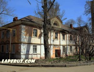 Жилой дом — Саратов, проспект 50 лет Октября, 57