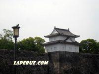 Самурайский замок в Осаке