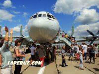 Балашовское училище лётчиков: отпраздновали 75-летие на аэродроме