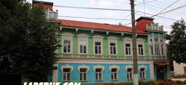Прогулки по Шуе: Советская улица