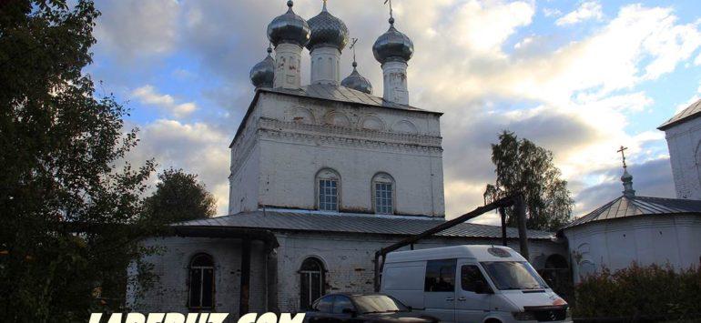Церковь Сретения Господня — Кинешма, улица Ленина, 71А