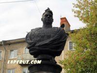 Кинешма: вокзал, Пушкин и герои