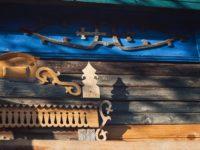 В Поповке открыли отреставрированный «Дом со львом»