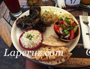 Еда на Кипре. Восхитительное клефтико, терпкая «Коммандария»