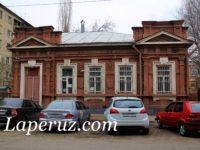 Дом революционеров Елизарова и Ульяновой — Саратов, улица Пугачёва, 78