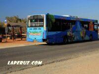 На автобусе по Кипру