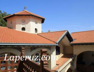 Жемчужина кипрских гор: монастырь Киккос